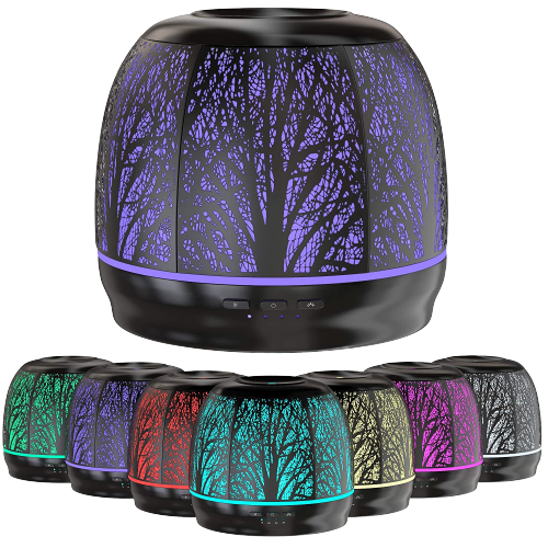 Aroma Outfitters Iron Diffuser