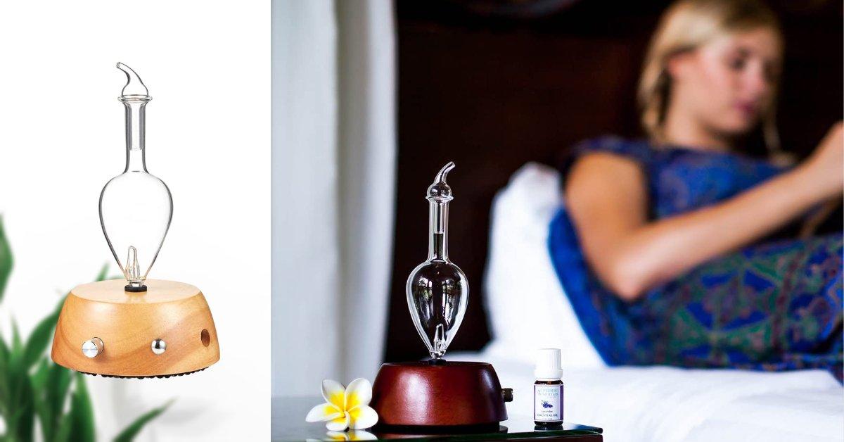 Organic Aromas Elegance Nebulizing Diffuser reviews