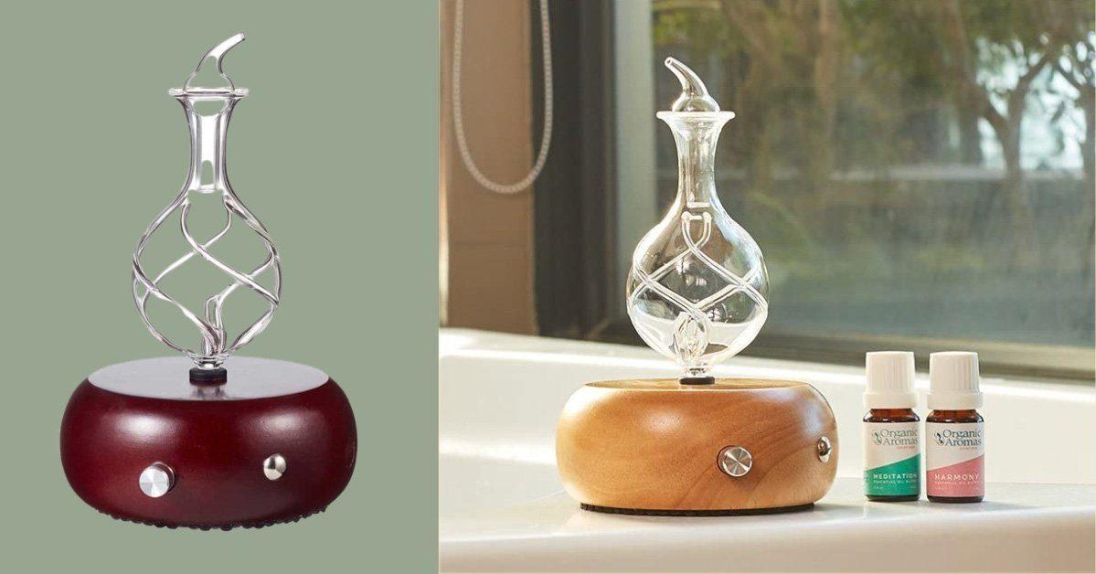 Organic Aromas Radiance Nebulizer Diffuser reviews
