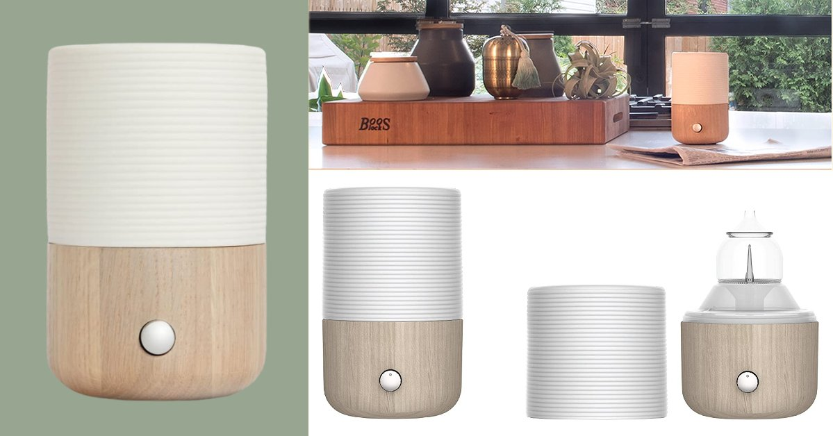 Sofia Waterless Nebulizing Diffuser review